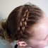 Great Anytime: Braided Bangs