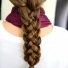 For School: Stacked Braids