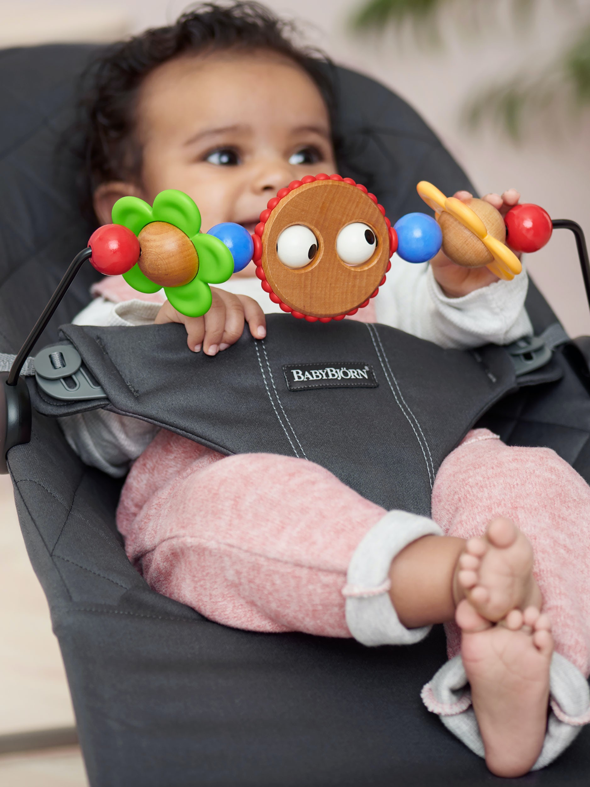 BabyBjörn Bouncer with Toy