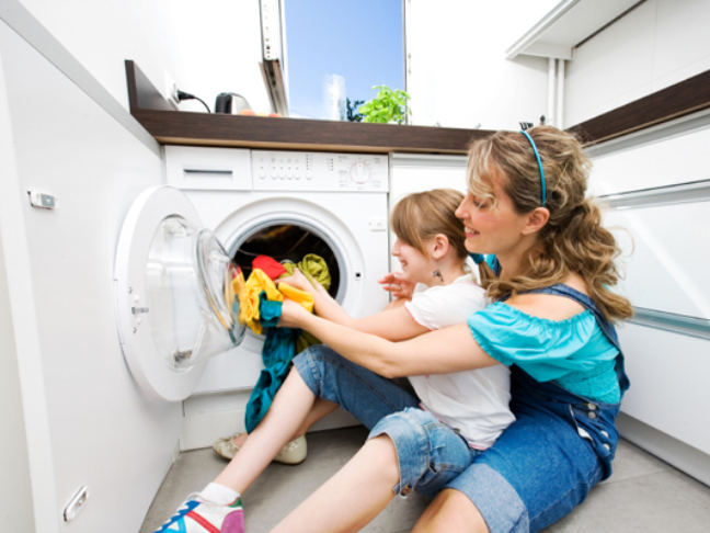 Time-Saving Laundry Tips For Mum\